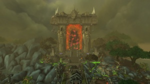 charging the portal