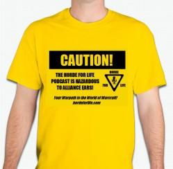 HFL Caution Shirt