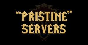 pristine servers